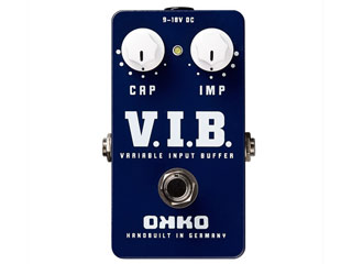 OKKO/オッコー V.I.B.(VARIABLE INPUT BUFFER) エフェクター (バッファー ) 【RPS160221】