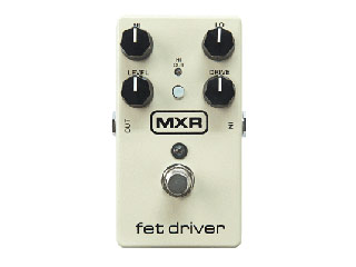 Jim Dunlop/ジム ダンロップ M264 FET Driver FETドライバー 【オーバードライブ】
