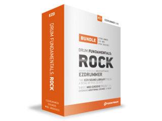TOONTRACK/トゥーントラック DRUM FUNDAMENTALS:ROCK(ドラム・ファンダメンタルズ:ロック) ソフトウェア音源 【DRFMLRCK】