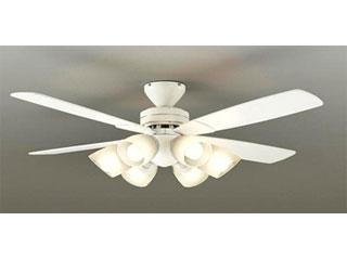 DAIKO/大光電機 【薄型】【軽量】【LED】シーリングファンライト『ホワイト白色』AS-320KJ