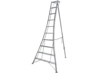 ー品販売  【】三脚脚立GMF型 12尺 GMF-360A:ムラウチ PiCa/ピカコーポレイション-DIY・工具