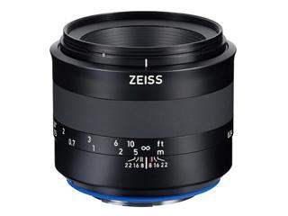【納期にお時間がかかる場合があります】 COSINA/コシナ Milvus 2/50M ZE(ブラック) Carl Zeiss/カールツァイス ミルバス