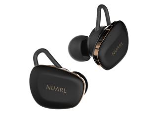 NUARL/ヌアール N6 Pro MB  トゥルーワイヤレス ステレオイヤホン (マットブラック)