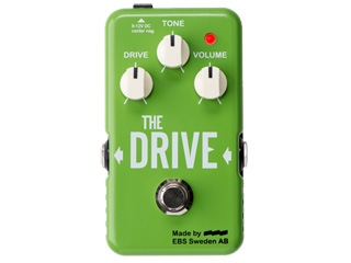 EBS/イービーエス EBS-TD THE DRIVE Boost/Overdrive【Blue Label】