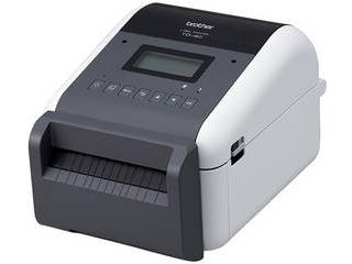 brother ブラザー 4インチラベル幅感熱ラベルプリンター/300dpi/USB/有線LAN/Wi-Fi/Bluetooth/RS-232C/USBホスト TD-4550DNWB
