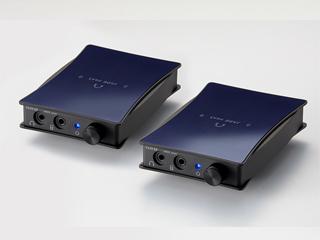 ORB/オーブ JADE next Ultimate bi power HD25-Balanced(Dark Navy) ポータブルヘッドフォンアンプ【同色2台1セット】 【HD25モデル(1.2m) Balancedタイプ(17cm)】