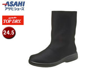ASAHI/アサヒシューズ AF39071 TDY39-07 トップドライ 【24.5cm・3E】 (ブラック)