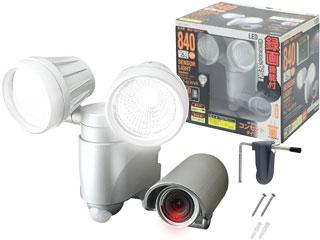 EARTH MAN/アースマン 録画機能付センサーライト SLT-6LWVA