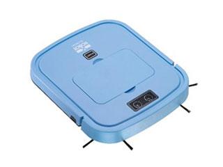 【nightsale】 Xrobot/エックスロボット X3/L ロボット掃除機 SLIMINI (ブルー)