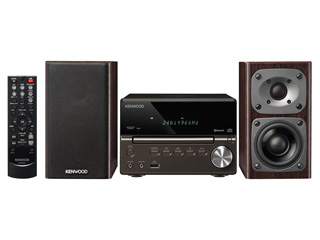 KENWOOD/ケンウッド XK-330-B(ブラック) Compact Hi-Fi System