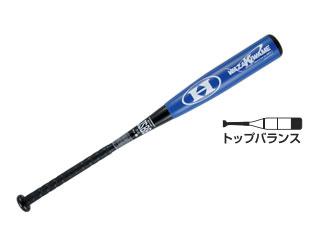 HI-GOLD/ハイゴールド NBT-0678BL 少年軟式バット (ブラック × ブルー)【78cm】