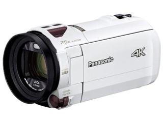 Panasonic/パナソニック HC-VX992M-W(ピュアホワイト) デジタル4Kビデオカメラ ビデオカメラ