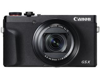 CANON/キヤノン PSG5X MARKII BK(ブラック) PowerShot G5 X Mark II 3070C004