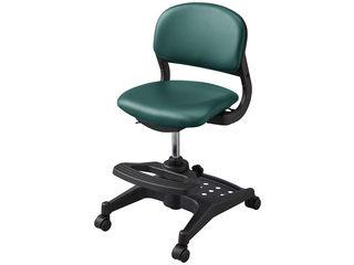 KOIZUMI/コイズミ 【HyBrid Chair/ハイブリッドチェア】CDC-108BK DG ダークグリーン