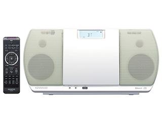 KENWOOD/ケンウッド CR-D3-W(ホワイト) CDラジオ