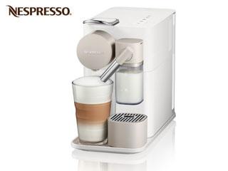 Nespresso/ネスプレッソ(by Nestle/ネスレ) F111WH Lattissima One/ラティシマ・ワン コーヒーメーカー (シルキーホワイト)