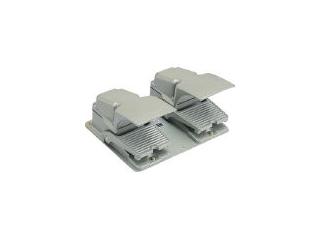 OJIDEN/大阪自動電機 フットスイッチ 産業用防雨形・保護カバー付 定格6A-250VAC OFL-TW-SM2C