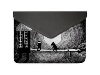 "MOZO MOOMIN Illustration Laptop Pouch 13"" Illustration 3 Surface用ケース MZESMOR313"