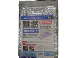 yutaka/ユタカメイク シート 難燃透明糸入りシート 1.8m×3.6m クリア B-325