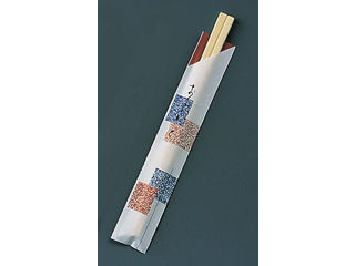 ツボイ 割箸袋入 元禄吹き寄せ アスペン元禄/(1ケース100膳×40入)