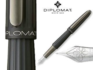 DIPLOMAT/ディプロマット 【Aero/アエロ】ブラック FP (M)