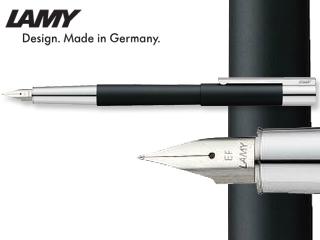 LAMY/ラミー 【scala/スカラ】マットブラック FP (EF) L80-EF