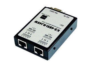 システムサコム RS232C←→RS485変換ユニット 絶縁タイプ(AC仕様) KS-485I-RJ45W 納期にお時間がかかる場合があります