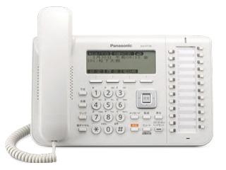 Panasonic/パナソニック 【納期未定】SIP電話機 ミッドレンジモデル KX-UT136N