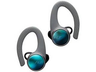 日本プラントロニクス Bluetooth ステレオイヤホン BackBeat FIT 3100 グレー BACKBEATFIT3100-GRY