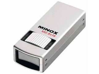 MINOX/ミノックス MI62201 単眼鏡 ポケットモノキュラーMD8×16【日本正規品】