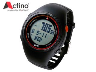 TECHTUIT/テクタイト WT300 Actino ランニングGPSウォッチ (レッド)