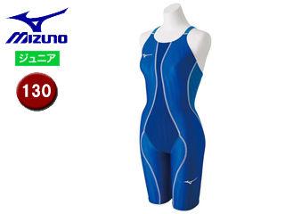 mizuno/ミズノ N2MG8430-27 FX-SONIC ハーフスーツ ジュニア 【130】 (ブルー)