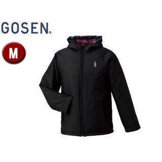 GOSEN/ゴーセン UY1410 リバーシブルナカワタコート 【M】 (ブラック)