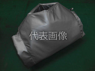 Matex/ジャパンマテックス 【MacThermoCover】ゲートバルブ 断熱ジャケット(ガラスニードルマット 25t) 5K-50A