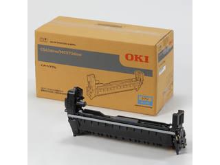 OKI/沖データ イメージドラム シアン (MC573dnw/C542dnw) DR-C4BC