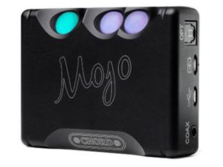 Chord Electronics/コードエレクトロニクス MOJO-BLK(ブラック) DAC搭載ポータブルヘッドホンアンプ【Mojo/モジョ】【ハイレゾ音源対応】