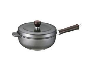 味わい鍋 味わい鍋 片手鍋(20cm) ブラック AZK-20IH
