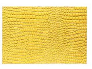 guzzini フラテッリグッチーニ プレイスマット 40%OFFの激安セール 新作製品、世界最高品質人気! イエロー 2260.1956
