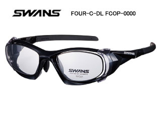 SWANS/スワンズ FCOP-0000(GBK)FOUR-C-DL ブラック×ブラック
