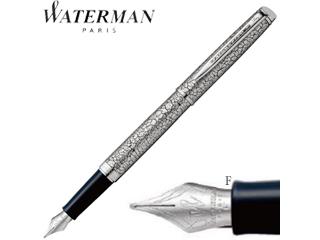 WATERMAN/ウォーターマン 万年筆■メトロポリタンデラックス【マーブルCT】■ステンレスペン先 【F/細字】(2048929)