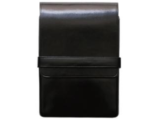Il Bussetto/イルブセット Pen case/ペンケース 【ブラック】 5本用 筆箱 万年筆 本革 ギフト プレゼント