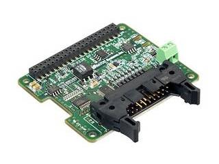 ラトックシステム Raspberry Pi I2C 絶縁型デジタル入出力ボード MILコネクタモデル RPi-GP10M
