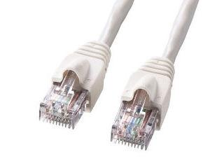 サンワサプライ エンハンスドカテゴリ5ハイグレード単線ケーブル 60m ホワイト KB-10T5-60N