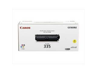 CANON/キヤノン トナーカートリッジ335Y イエロー 8670B001