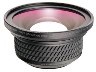 4K・ハイビジョンカメラ対応 高品位ワイド・コンバージョンレンズ 0.7倍 raynox/レイノックス HD-7049PRO  ワイドコンバーションレンズ 0.7倍