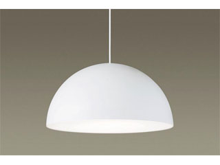 Panasonic/パナソニック LGB15182WZ 吊下型 LED(電球色)ダイニング用ペンダント MODIFY ホワイト【Lサイズ】