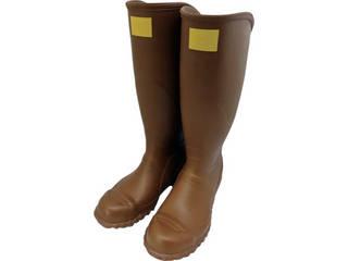 WATABE/渡部工業 電気用ゴム長靴(先芯入り)25.5cm 242-25.5