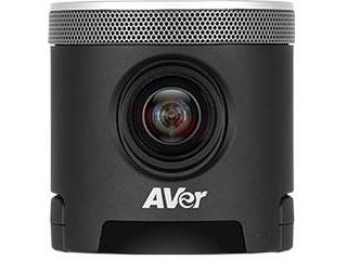 AVer Information 4K対応ミーティングカメラ Webカメラ 広角120度レンズ CAM340+