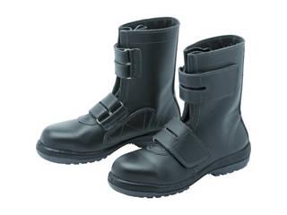 27.0cm MIDORI 長編上マジックタイプ ANZEN/ミドリ安全 ラバーテック安全靴 RT735-27.0