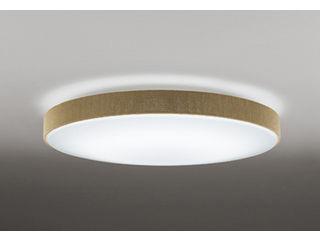 ODELIC/オーデリック OL251672BC1 LEDシーリングライト チノベージュ【~12畳】【青tooth 調光・調色】※リモコン別売